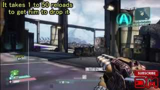 Borderlands 2 :  How to Get The Bee Amp +47363 Damage