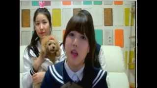 getlinkyoutube.com-걸그룹 여자친구(GFRIEND) 예린(Yerin) [별-귀여워] LIVE