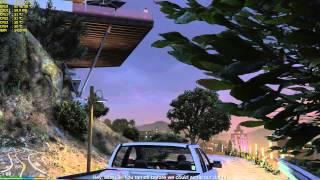 getlinkyoutube.com-Grand Theft Auto V  Gameplay  i7 4790k + GTX 970 SLI @1080p