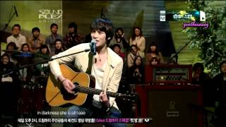 getlinkyoutube.com-[CN BLUE] Jonghyun singing Sunday Morning - Maroon 5 - Sound Plex Performance - Sub Español