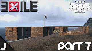 getlinkyoutube.com-ArmA 3: Exile - Part 7 - New Base Tour + Clan Attack!