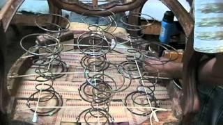 getlinkyoutube.com-Upholstery How To Tie Springs.m4v