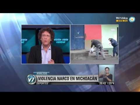 Visión 7: Violencia narco en Michoacán