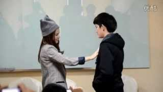getlinkyoutube.com-#TIAOM #tinasuppanad #aom_sushar re-act #YON again #EndindPart