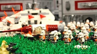 getlinkyoutube.com-Lego Star Wars The Battle of Alaris Prime MOC