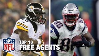 getlinkyoutube.com-Top 10 2017 Free Agents & Their Best Fit | NFL NOW