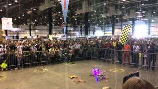 getlinkyoutube.com-Game of Drones Final Battle @ Maker Faire 2014