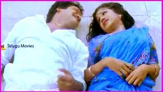 getlinkyoutube.com-Rajendra Prasad & Rambha comedy Scene - In Aa Okkati Adakku Movie