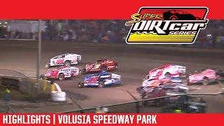 Super DIRTcar Series Big Block Modifieds Volusia Speedway Park February 24, 2017 | HIGHLIGHTS