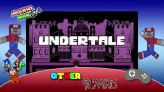 getlinkyoutube.com-Undertale Bonetrousle Remix