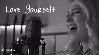 Justin Bieber - Love Yourself Cover (By G�l�in Erg�l) Metehane #3