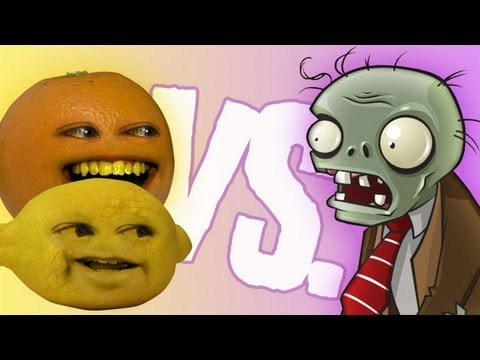 Fruits vs Zombies: Grandpa Lemon