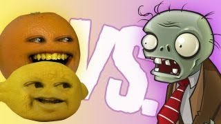 getlinkyoutube.com-Fruits vs Zombies: Grandpa Lemon