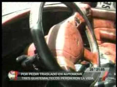 10 10 11 TELECENTRO NOCHE  GUERRA DE NARCOS EN PETEN DEJAN 4 FALLECIDOS