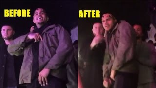 getlinkyoutube.com-Chris Brown Sued by College Student Who Got Shot in Foot at Club Appearance