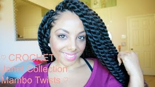 getlinkyoutube.com-♡ CROCHET | Janet Collection Havana Mambo Twist! ♡