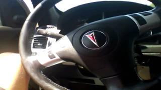 getlinkyoutube.com-2007 Pontiac Torrent Start Up, Quick Tour, & Rev With Exhaust View - 95K