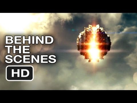 Battleship Behind the Scenes - Creating Destruction (2012) Taylor Kitsch Movie HD