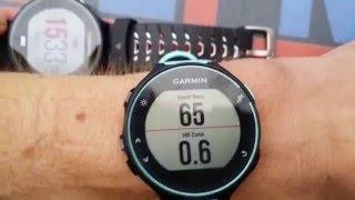getlinkyoutube.com-Garmin 235 in-depth Review!