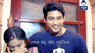 getlinkyoutube.com-Shiv scared off Anandi