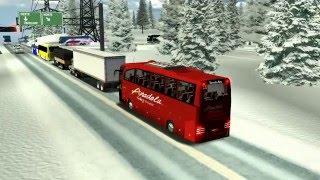 getlinkyoutube.com-18 WOS HAULIN bus trip with Travego SHD15 part1