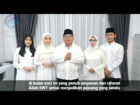 Sambutan  Bupati Ogan Ilir Menyambut Bulan Suci Ramadhan 1441 H