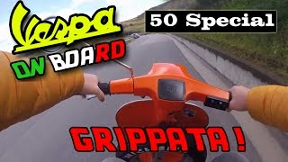 ⚠️ GRIPPATA ⚠️ Vespa 50 special 90 DR