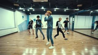 getlinkyoutube.com-비스트(BEAST) - 예이 (YeY) (Choreography Practice Video)
