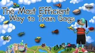 getlinkyoutube.com-Most Efficient Way to Train All Gags!! (Toontown Rewritten Tips and Tricks)