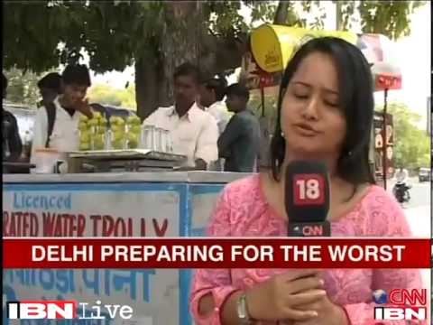 The heat has made things worse, say people in Delhi, Hyderabad