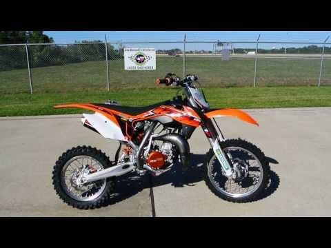 2014 KTM 85 SXS  Overview and Review