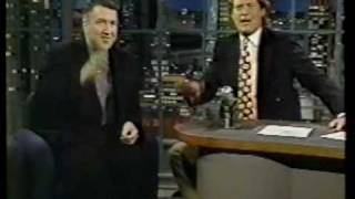 getlinkyoutube.com-David Lynch interview on Late Night (1991)