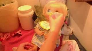 getlinkyoutube.com-baby alive emmas morning routine part 1