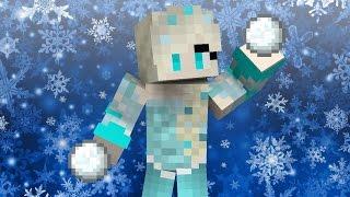 getlinkyoutube.com-Minecraft - Frosty map มาสร้างมนุษย์หิมะกันเถอะ~