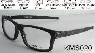 Review Frame Kacamata Baca Oakley Currency
