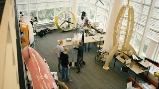 getlinkyoutube.com-Inholland University: Building a 3D printed rocket - Ultimaker: 3D Printing Story