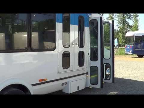 Northwest Bus Sales - 2004 Ford Eldorado 13 Passenger Wheelchair Bus For Sale - S23746