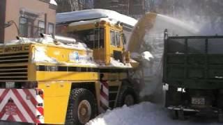 getlinkyoutube.com-除雪1