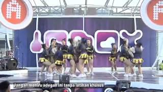 getlinkyoutube.com-Goldenz Cheerleader (Live on Inbox)