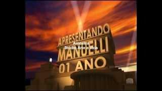 getlinkyoutube.com-Retrospectiva Animada Infantil - Moranguinho - Aniversario Manuelli
