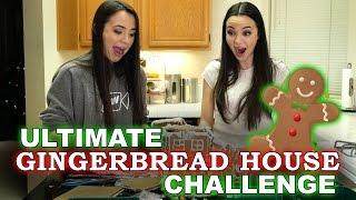 getlinkyoutube.com-ULTIMATE GINGERBREAD HOUSE CHALLENGE - MERRELL TWINS