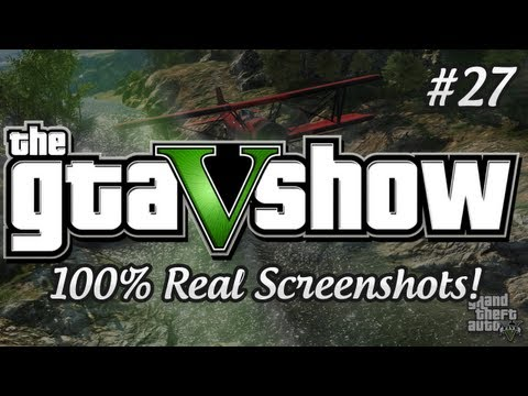 GTA 5 - Official GTA 5 Screenshots! Rockstar talk GTA V!