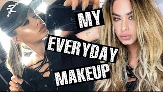 getlinkyoutube.com-Everyday makeup tutorial 2017! (makeup for instagram pics and just life!)