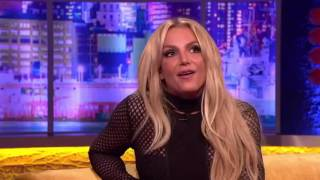 getlinkyoutube.com-Britney Spears on The Jonathan Ross Show (Interview 1/2) HD