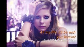 getlinkyoutube.com-Avril Lavigne-I will be歌詞&日本語訳