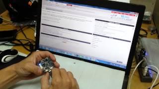 getlinkyoutube.com-翔大模型_CC3D刷CleanFlight 軟體
