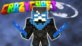 getlinkyoutube.com-Minecraft | Crazy Craft 4: The First Hero! #4