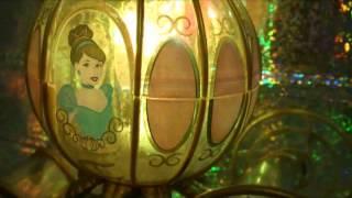 getlinkyoutube.com-Tokyo Disneyland 2014 Cinderella Carriage Candy Holder