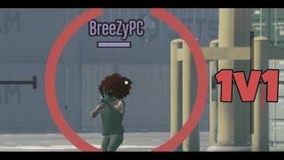 getlinkyoutube.com-GTA 5 Online 1v1 BreezyPC [NAVY]
