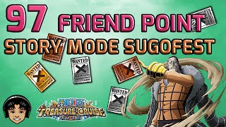 getlinkyoutube.com-97 Pull Friend Point Sugofest - Japan [One Piece Treasure Cruise]